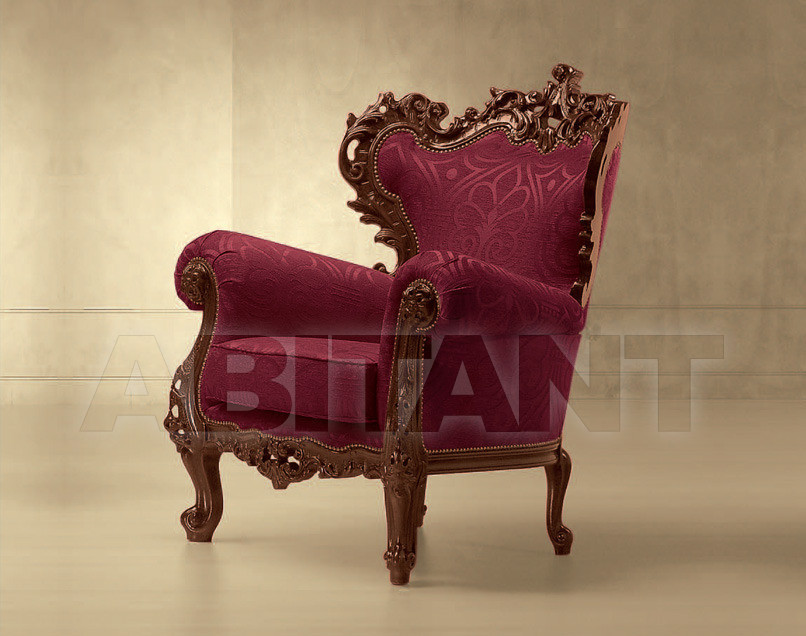 Купить Кресло Pegaso Morello Gianpaolo Red 601/K POLTRONA PEGASO