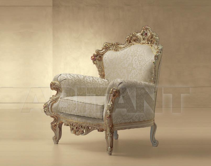 Купить Кресло Incontro Morello Gianpaolo Red 537/K POLTRONA INCONTRO