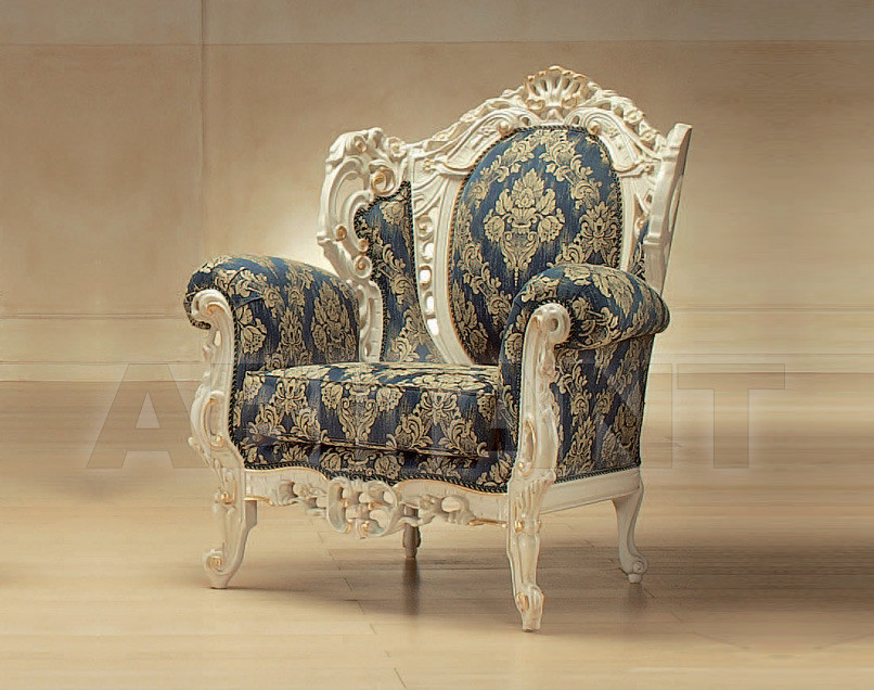 Купить Кресло Oriente Morello Gianpaolo Red 237/K POLTRONA ORIENTE