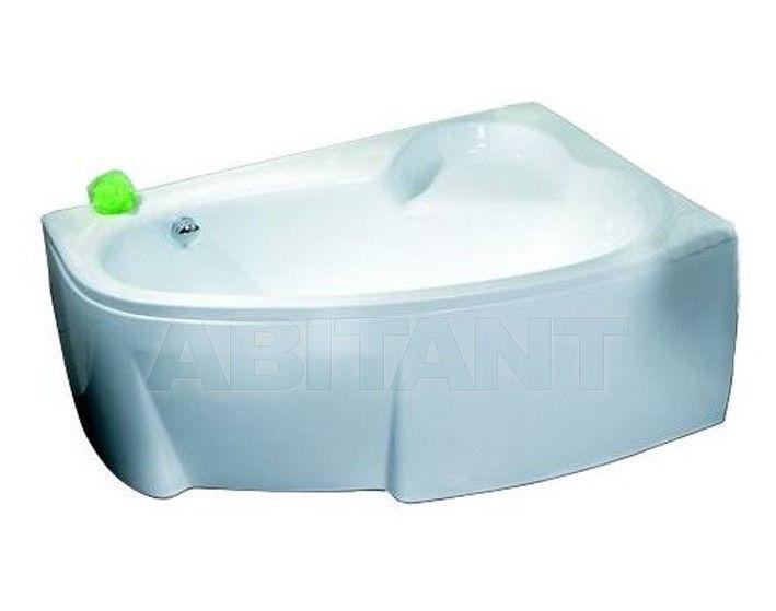Купить Ванна Ravak Asymmetric C461000000 Asymmetric 160 R