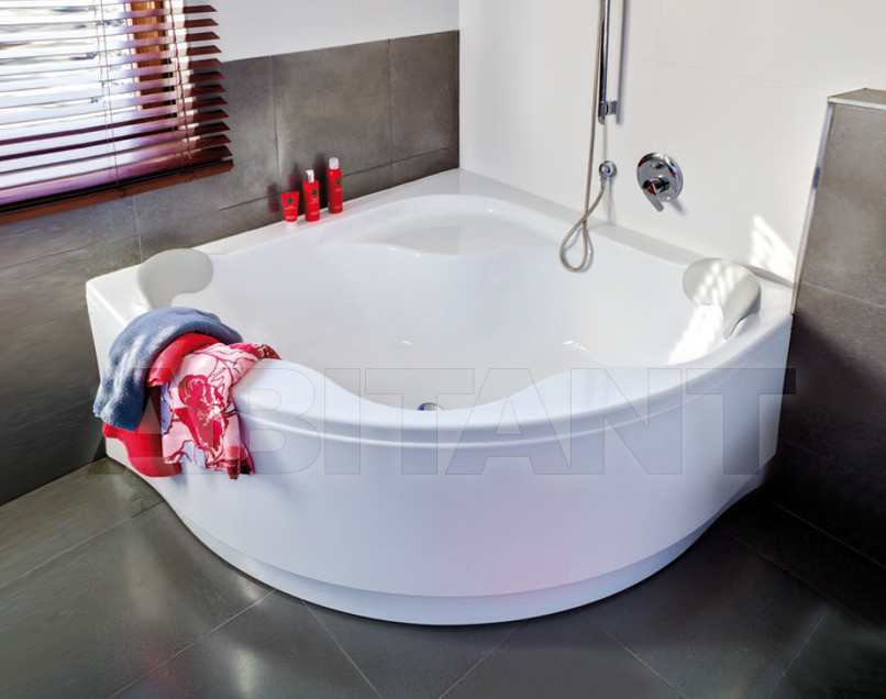 Купить Угловая ванна Ravak Gentiana CG01000000 Gentiana 150