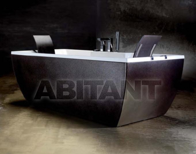 Купить Ванна гидромассажная BluBleu Hi-design Kali-Metal