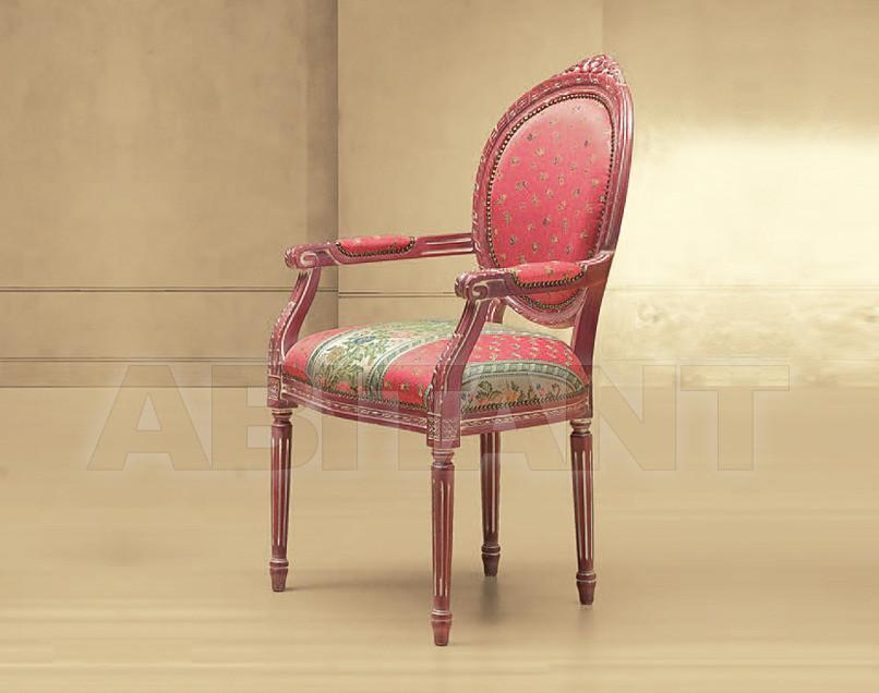 Купить Стул с подлокотниками Prestige Morello Gianpaolo Red 169/K