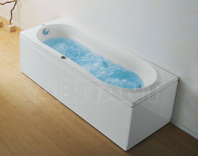 Купить Ванна гидромассажная BluBleu Timeless White Thea