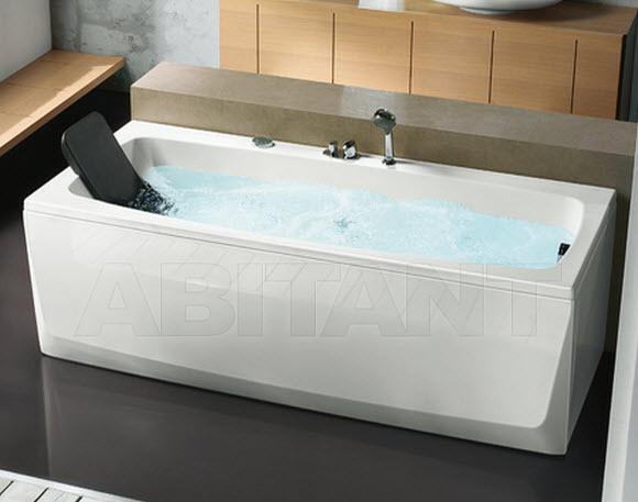 Купить Ванна гидромассажная BluBleu Timeless White Gina