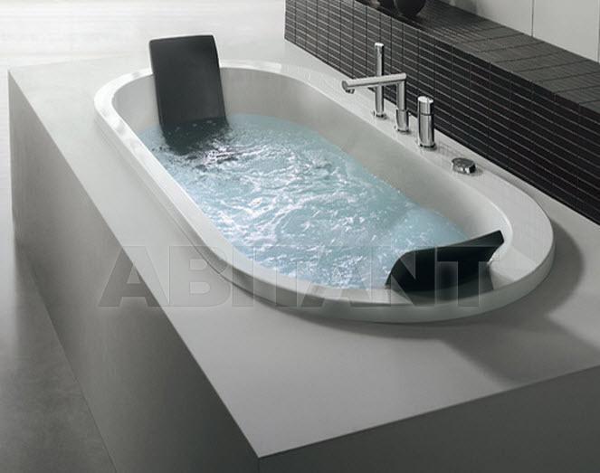 Купить Ванна гидромассажная BluBleu Timeless White YUMA