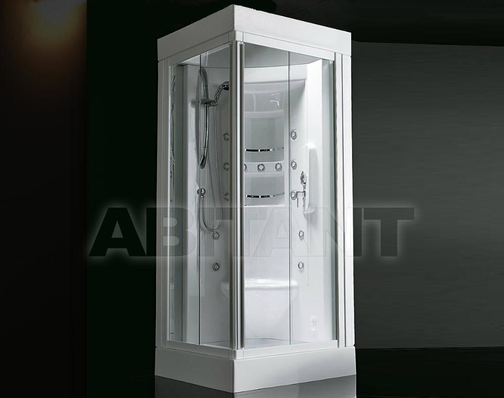 Купить Гидромассажный бокс Gruppo Treesse Shower Cabins B7586