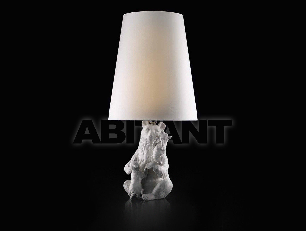 Купить Лампа настольная SHE-BEAR LAMP Villari Grande Opera Ii 0000463-101