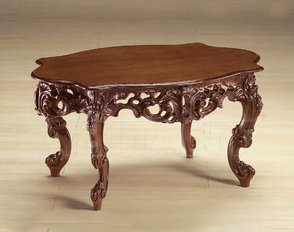 Купить Столик кофейный Morello Gianpaolo Red 280/K TAVOLINO FINLANDIA TOP LEGNO
