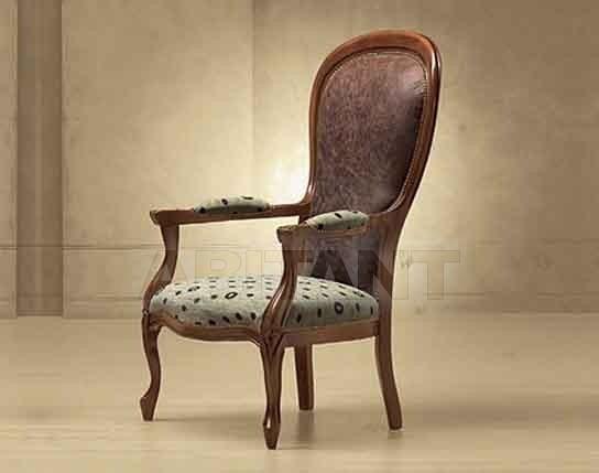 Купить Кресло Ginori Morello Gianpaolo Red 638/K