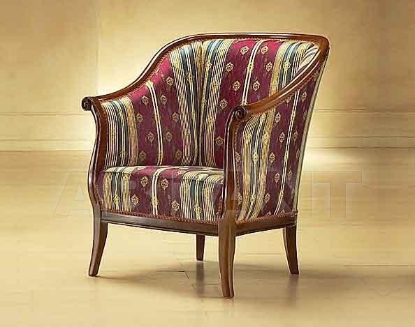Купить Кресло Conchiglia Morello Gianpaolo Red 129/K POLTRONA CONCHIGLIA
