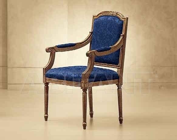 Купить Стул с подлокотниками Luigi XVI Morello Gianpaolo Red 477/K