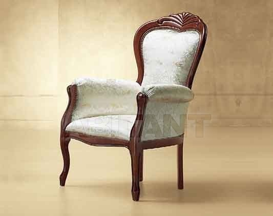 Купить Кресло Ginevra Morello Gianpaolo Red 619/K POLTRONA GINEVRA
