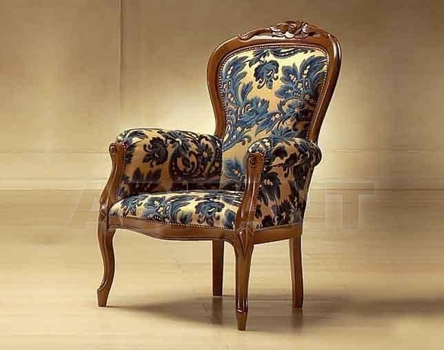 Купить Кресло Natascia Morello Gianpaolo Red 542/K POLTRONA NATASCIA