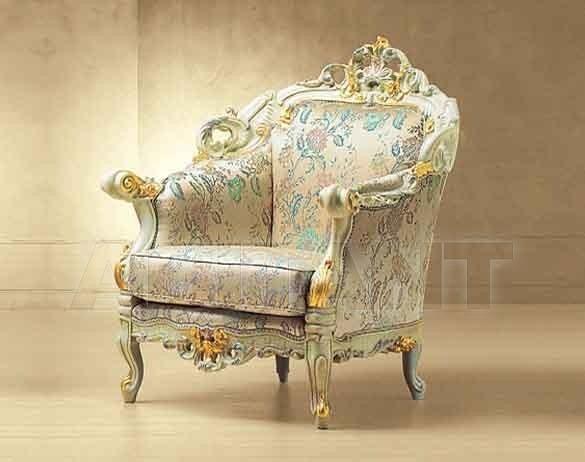 Купить Кресло Principe Morello Gianpaolo Red 341/K POLTRONA PRINCIPE