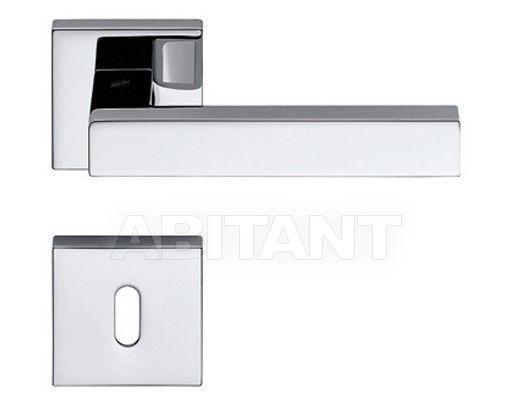 Купить Дверная ручка Colombo Design Antologhia BD21RSB cromat