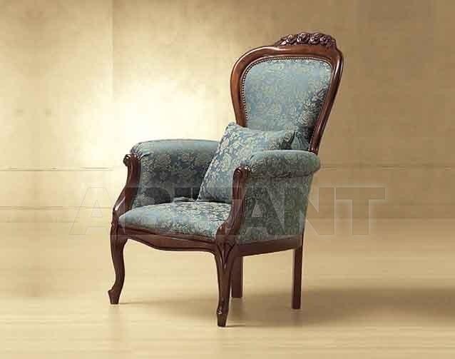 Купить Кресло Caprio Morello Gianpaolo Red 618/K POLTRONA CAPRIO