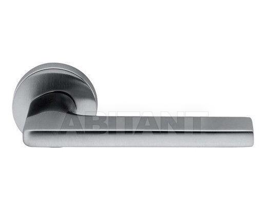 Купить Дверная ручка Colombo Design Black And White JM11RSB cromat