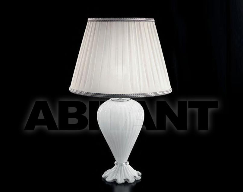 Купить Лампа настольная Sylcom s.r.l. Segno 1462/52 CP BL