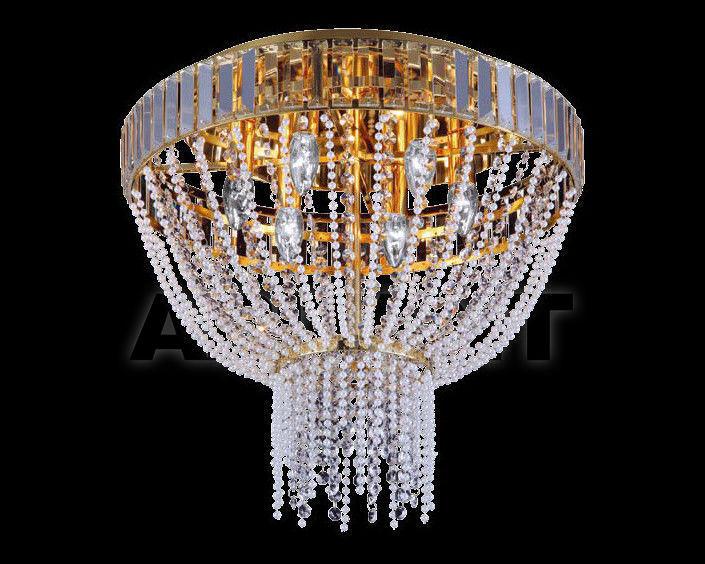 Купить Люстра Crystallux Crystallux 2014 DIAMOND PL 6 ORO
