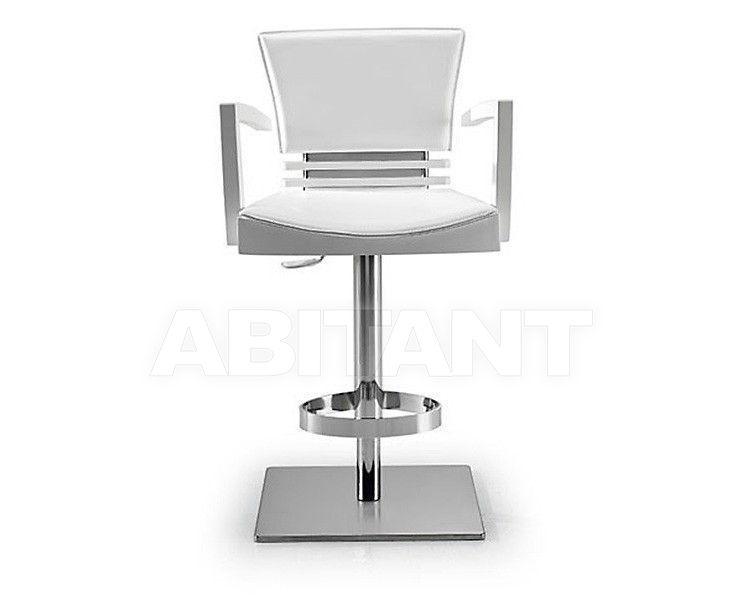 Купить Барный стул Serico sas Iralian Furniture Leather  Sgabelli KRIS/BR