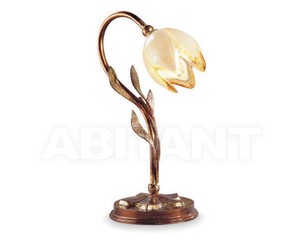 Купить Лампа настольная Possoni Illuminazione Floreale 1773/L
