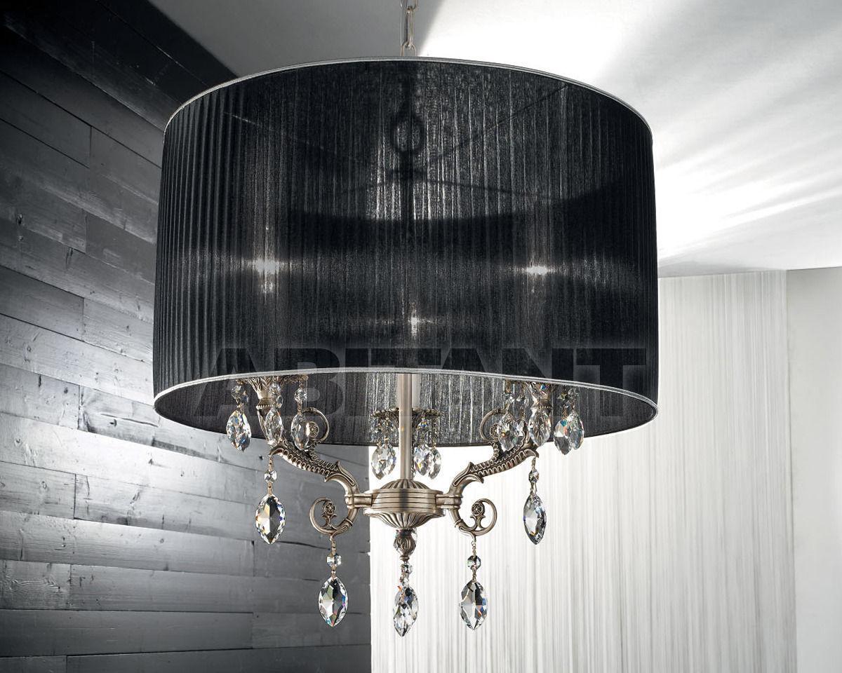 Купить Светильник Possoni Illuminazione Ricordi Di Luce 7117/BK/3