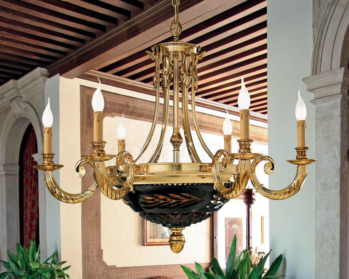 Купить Люстра Possoni Illuminazione Ricordi Di Luce 517/8+2