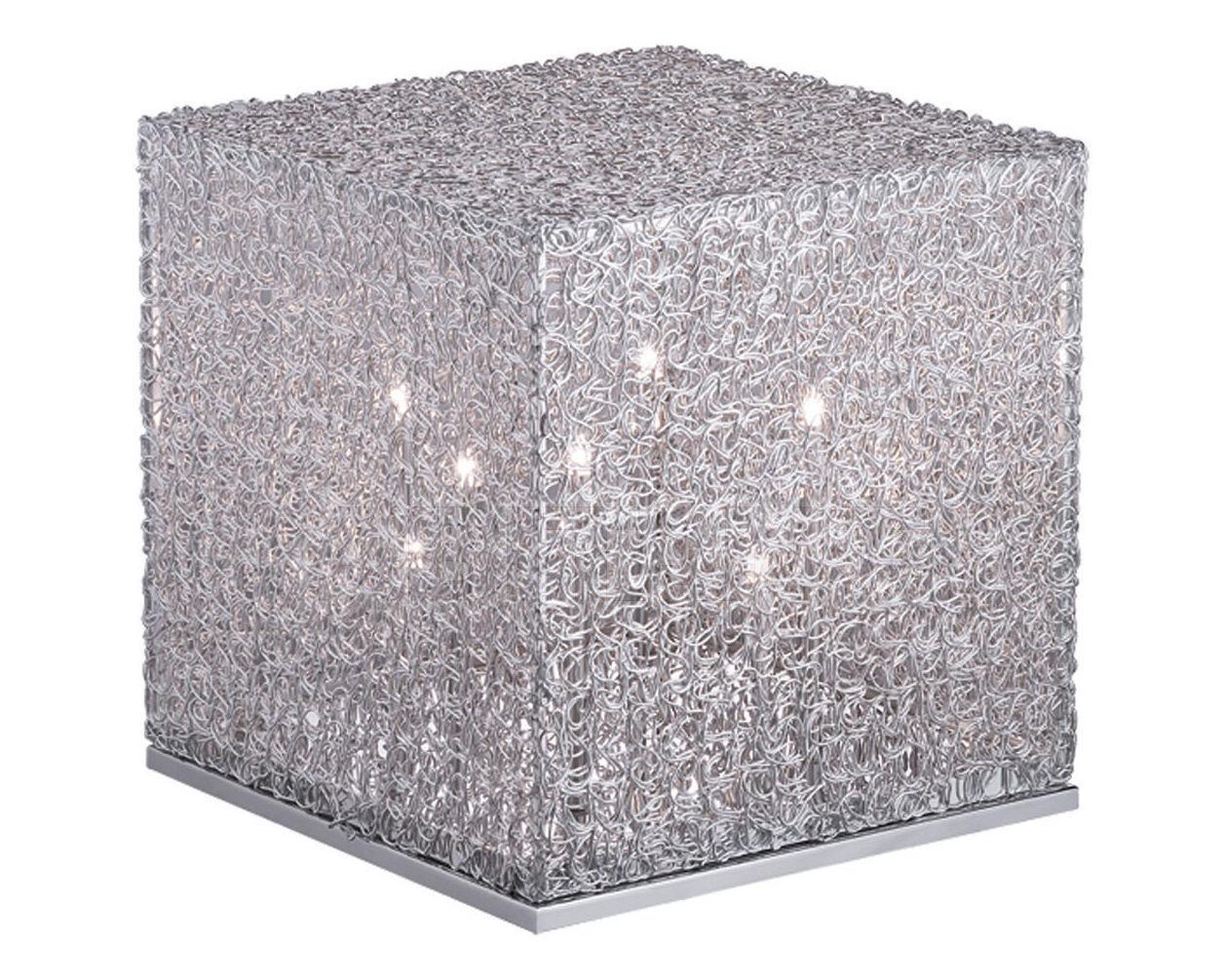 Купить Лампа настольная Ideal Lux 2013-2014 QUADRO TL8