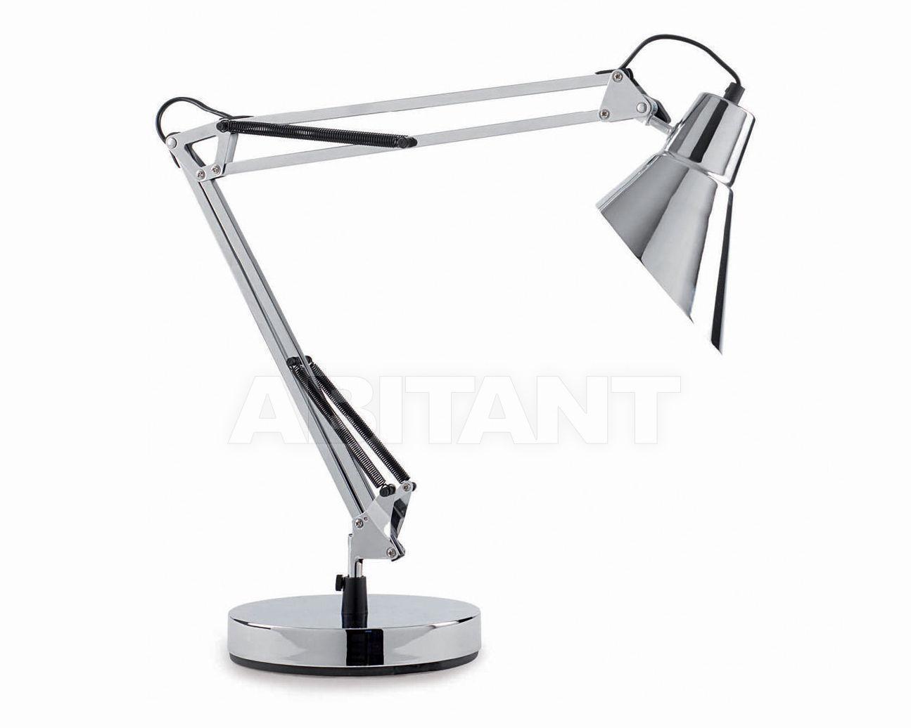 Купить Лампа настольная Ideal Lux 2013-2014 SALLY TL1 CROMO