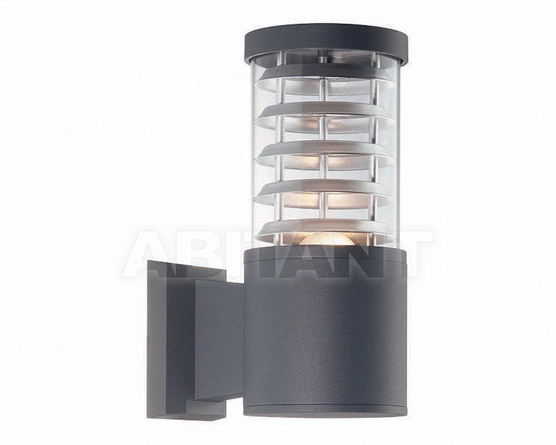 Купить Фасадный светильник Ideal Lux 2013-2014 TRONCO AP1 NERO