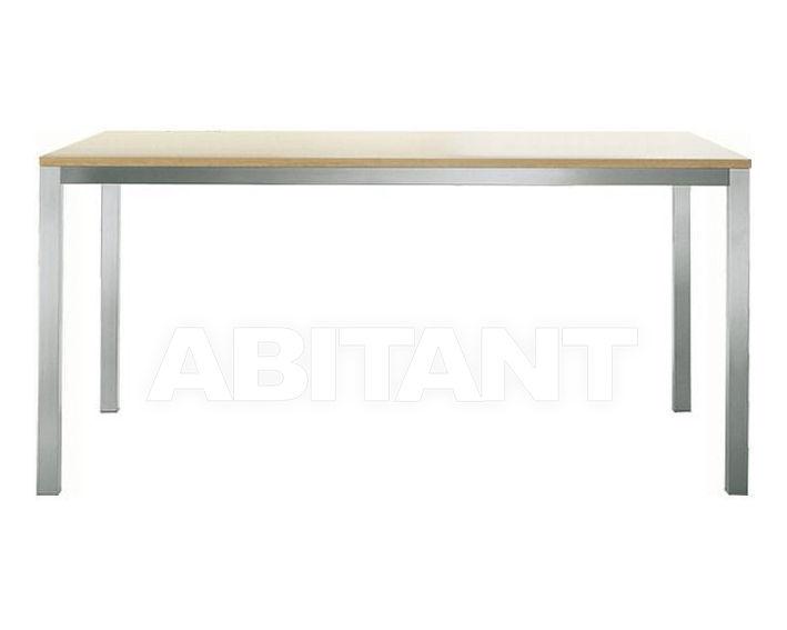 Купить Стол обеденный Pedrali Fixed Tables 140x80 BA 20