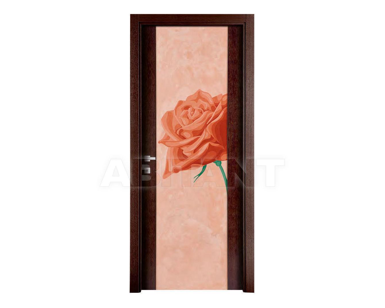 Купить Дверь деревянная Fioravazzi Lisce S35 ROSA ART