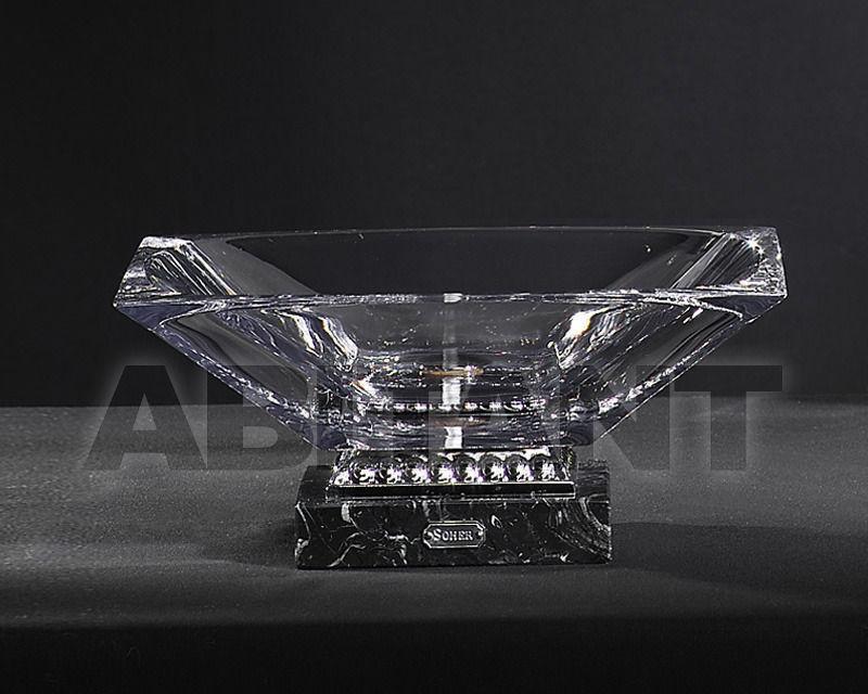 Купить Посуда декоративная Soher  Cristales 8065 PT