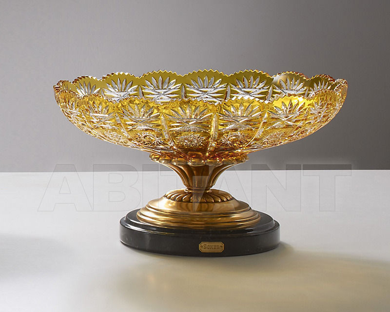 Купить Ваза для фруктов Soher  Cristales 8078 AM-OF