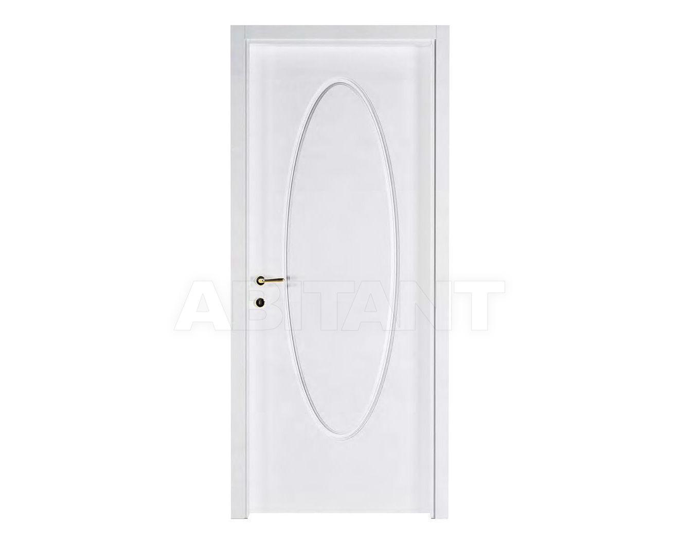 Купить Дверь деревянная Fioravazzi Pantografate ELLISSE CIECA TOP