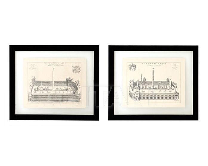 Купить Гравюра Eichholtz  Accessories 106911
