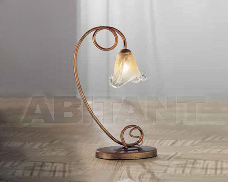 Купить Лампа настольная RICCIOLO Luci Italiane (Evi Style, Morosini) Traditional ES6600/L1F03B01