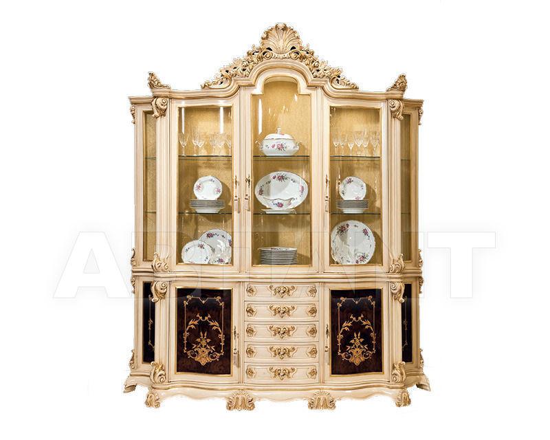 Купить Сервант Fratelli Radice 2013 300 vetrina 3 porte e 5 cassetti
