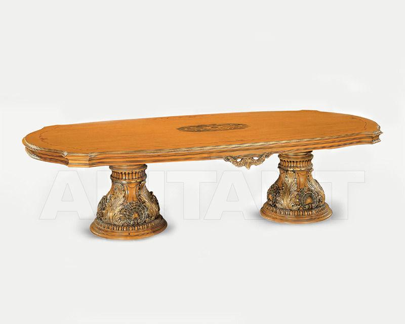 Купить Стол для конференц-залов Fratelli Radice 2013 370 tavolo ovale con 2 basi 1