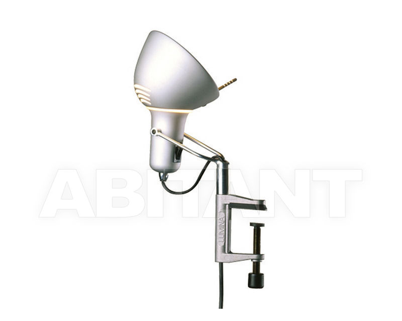 Купить Лампа настольная Lumina Italia srl Tavolo Naomi Morsetto