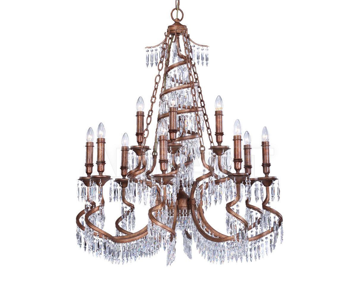 Купить Люстра Savoy House Europe  Twisted SE-1-0359-12-72