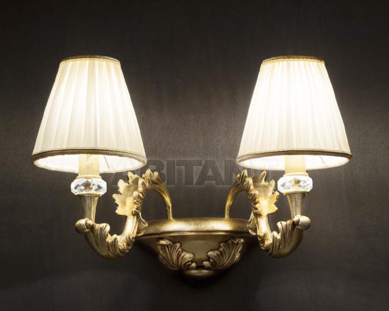 Купить Бра Menichetti srl Classico 02222-AP OR00A