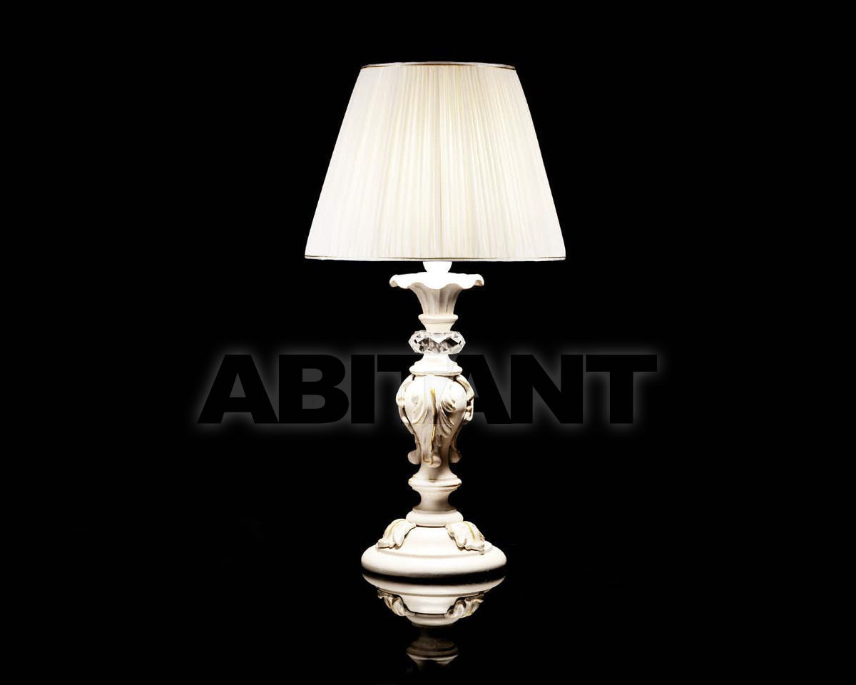 Купить Лампа настольная Menichetti srl Classico 02222-LP BC00B