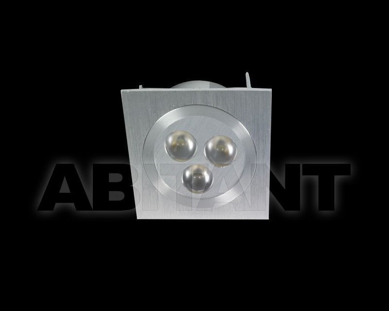 Купить Встраиваемый светильник Switch Made International  Indoor INT04015 PUKY SQUARE