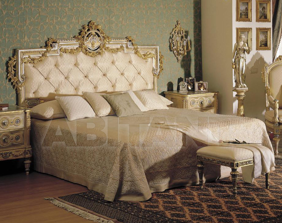 Купить Кровать JEPSON Asnaghi Interiors Bedroom Collection 200202