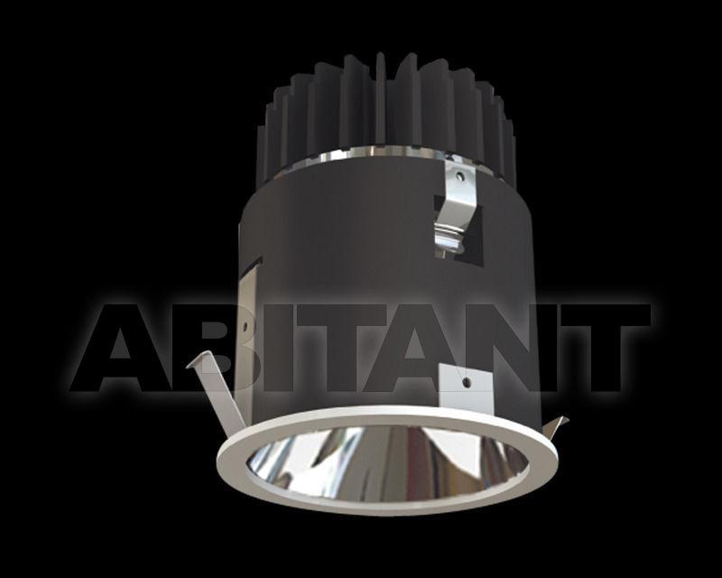 Купить Встраиваемый светильник Switch Made International  Indoor INT04350 CHROME-R
