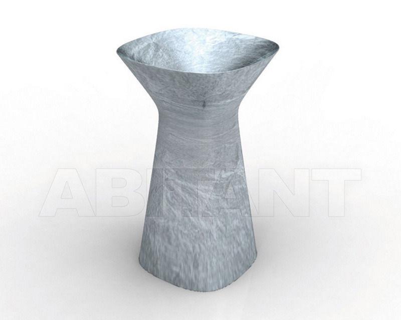 Купить Раковина напольная Hidra Ceramica S.r.l. Mister MR 15 ARGENTO