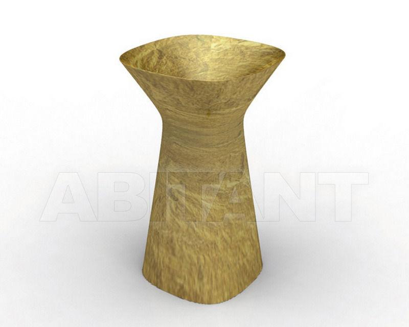 Купить Раковина напольная Hidra Ceramica S.r.l. Mister MR 15 ORO