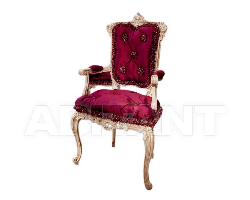 Купить Стул с подлокотниками Fratelli Radice Luxury 10185020020